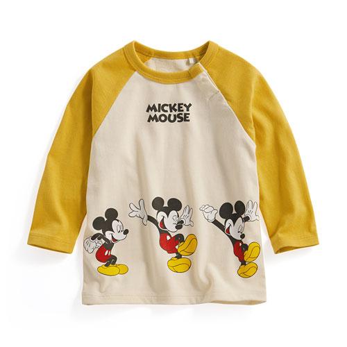 迪士尼系列拉克蘭長袖印花T恤-06-Baby
