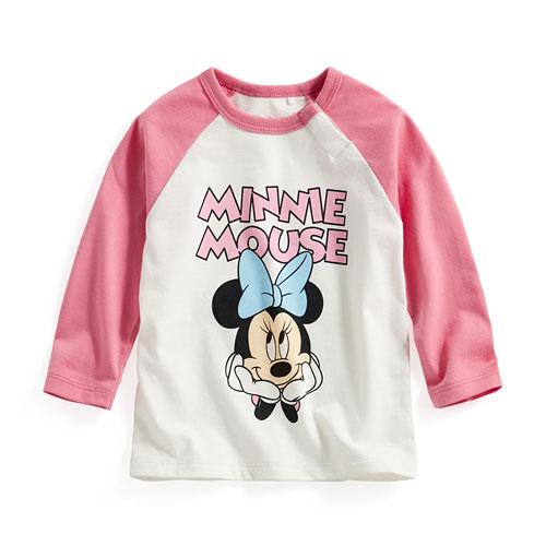 迪士尼系列拉克蘭長袖印花T恤-04-Baby