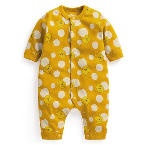 迪士尼系列羅紋連身衣-03-Baby
