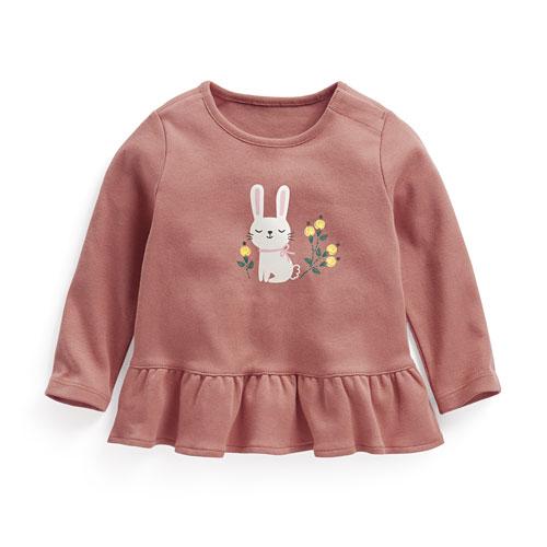純棉花式T恤-Baby