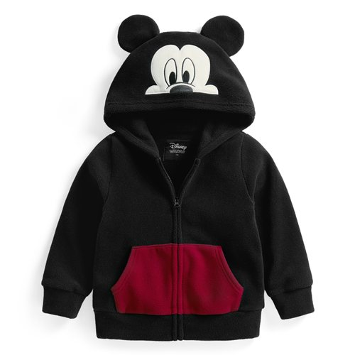 迪士尼系列Fleece造型外套-01-童