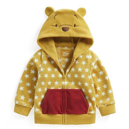 迪士尼系列Fleece造型外套-04-童