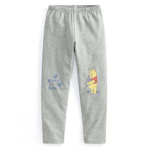 迪士尼系列彈力九分內搭褲-05-童