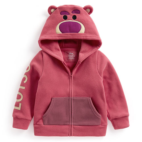 Tsum Tsum系列Fleece造型外套-01-童