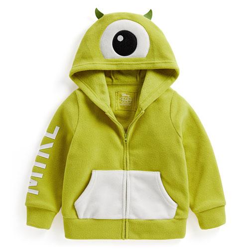 Tsum Tsum系列Fleece造型外套-02-童