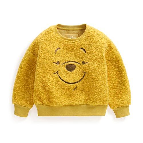 迪士尼系列毛絨上衣-01-童