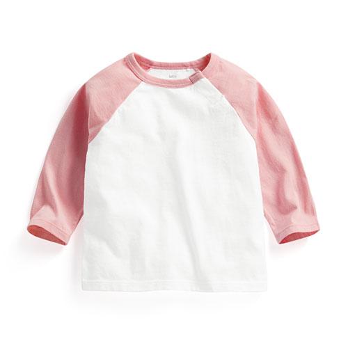 純棉拉克蘭長袖T恤-Baby
