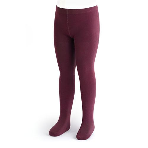 素色褲襪-童