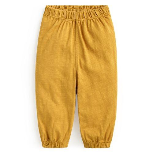 竹節棉束口褲-Baby