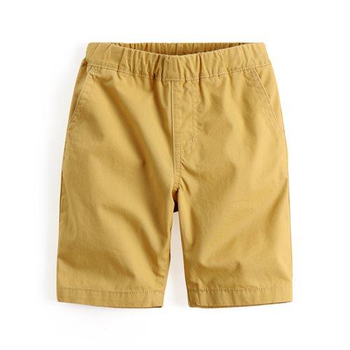 棉質五分褲-童