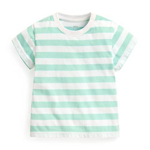 純棉條紋圓領T恤-Baby