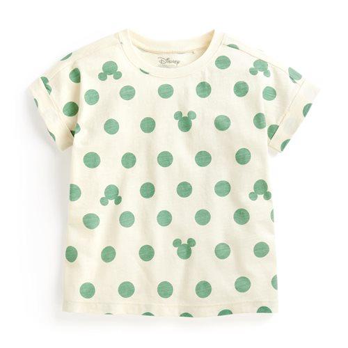 迪士尼系列竹節棉T恤-01-童