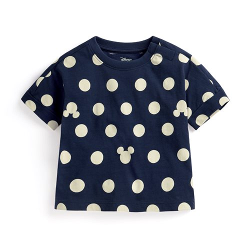 迪士尼系列竹節棉T恤-01-Baby