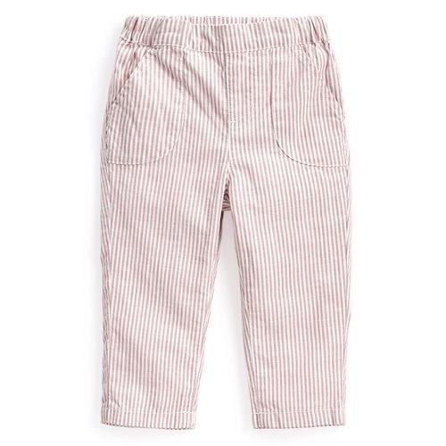 純棉口袋長褲-Baby