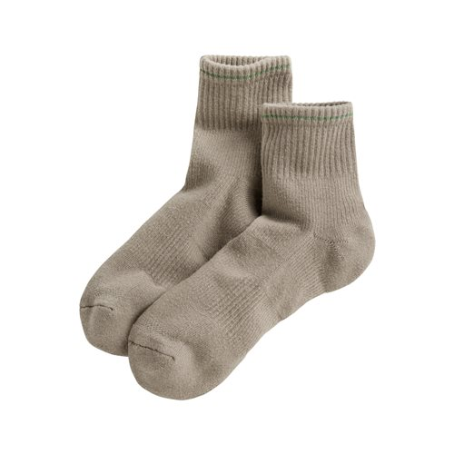 毛圈中筒襪-女