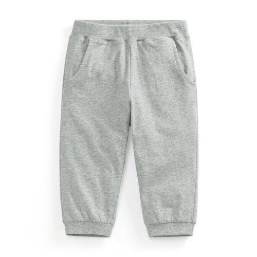 棉質七分褲-童