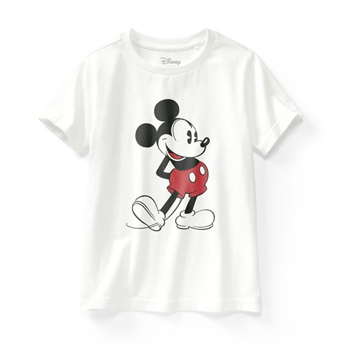 迪士尼系列印花T恤-01-童