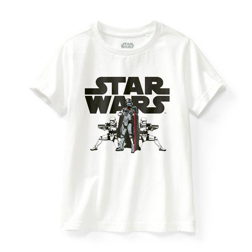 STAR WARS系列印花T恤-06-童