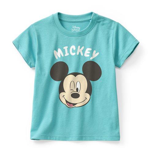 迪士尼系列印花T恤-39-Baby