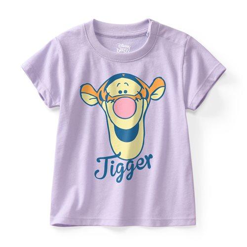 迪士尼系列印花T恤-41-Baby