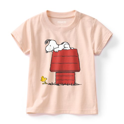 史努比系列印花T恤-24-Baby