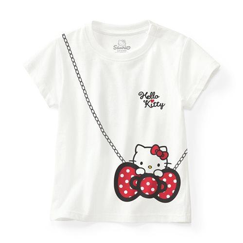 Hello Kitty印花T恤-15-Baby