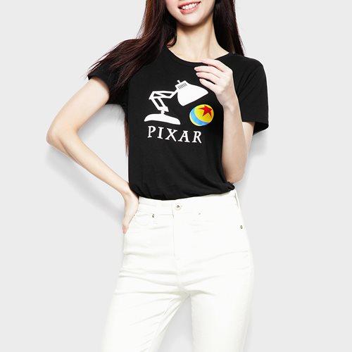皮克斯系列印花T恤-04-女