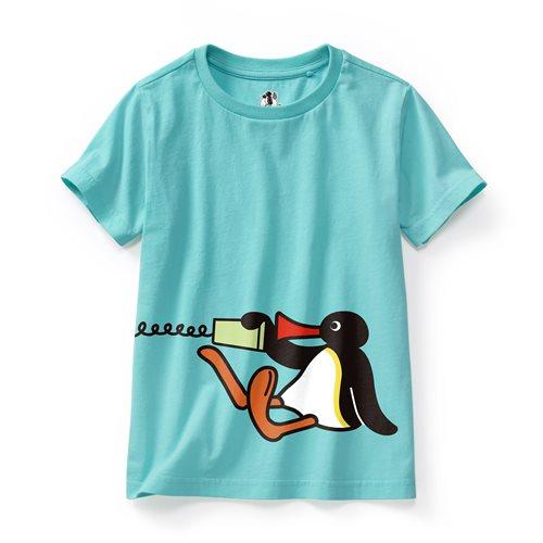 PINGU印花T恤-09-童