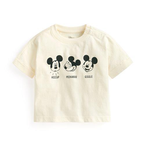 迪士尼系列竹節棉T恤-02-Baby