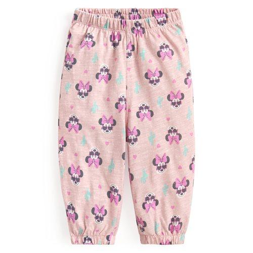 迪士尼系列竹節棉束口褲-Baby