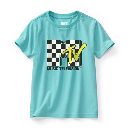 MTV印花T恤-09-童