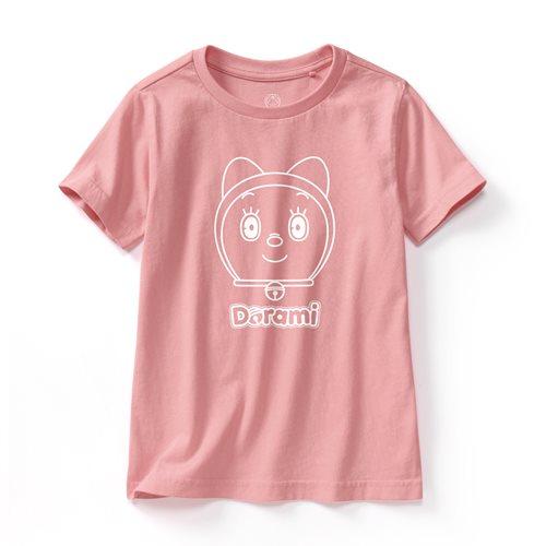 哆啦A夢印花T恤-02-童