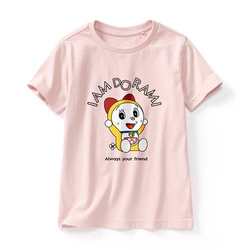 哆啦A夢印花T恤-18-童