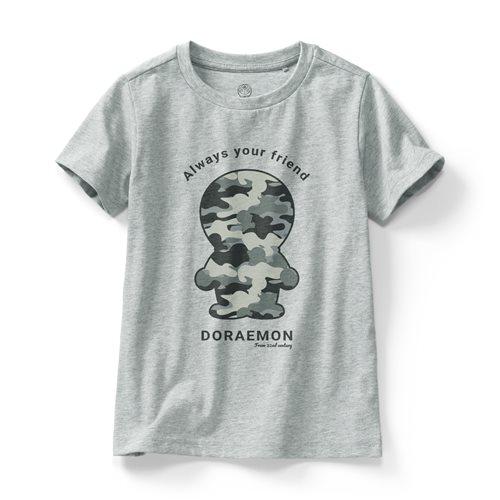 哆啦A夢印花T恤-05-童