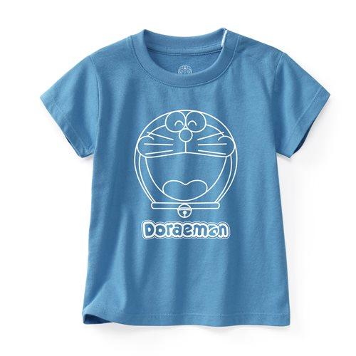 哆啦A夢印花T恤-01-Baby