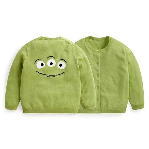 皮克斯系列棉質針織外套-童