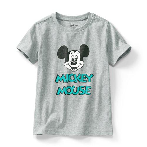 迪士尼系列印花T恤-09-童