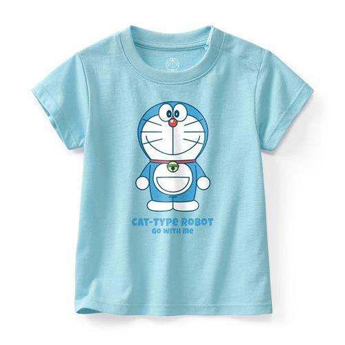 哆啦A夢印花T恤-17-Baby
