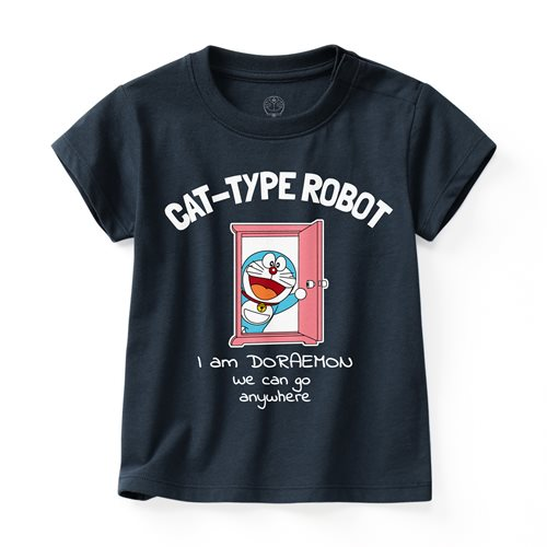 哆啦A夢印花T恤-21-Baby