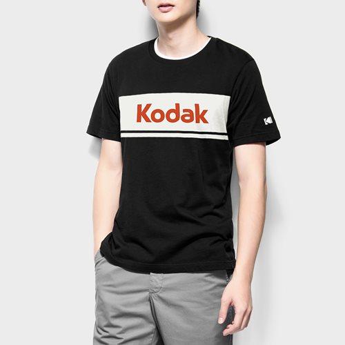 KODAK印花T恤-05-男