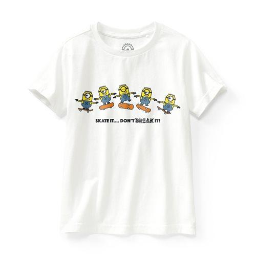 Despicable Me印花T恤-02-童